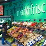 Kundenfreundliche Präsentation im Obst- und Gemüsebereich