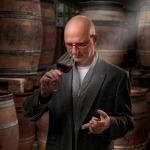 """Winzer Steffen J. Montigny. Sein Motto: """"Weingenuss geht vor"""""""