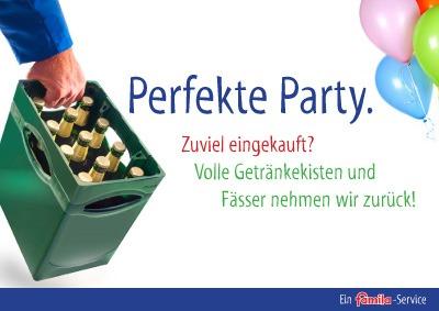 Perfekte Party