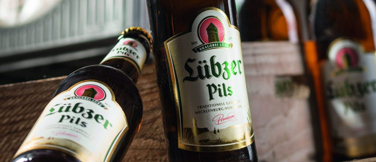 Lübzer Brauerei