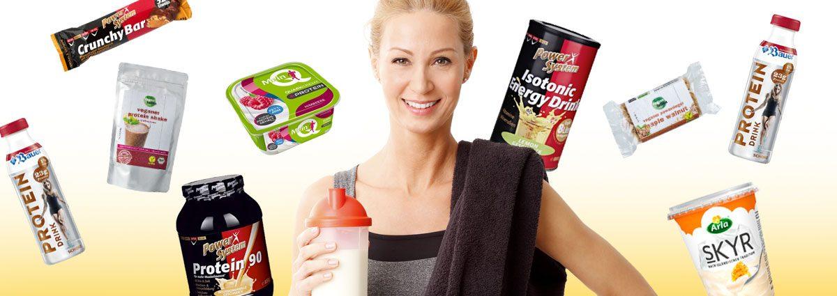 Proteinreiche Kost