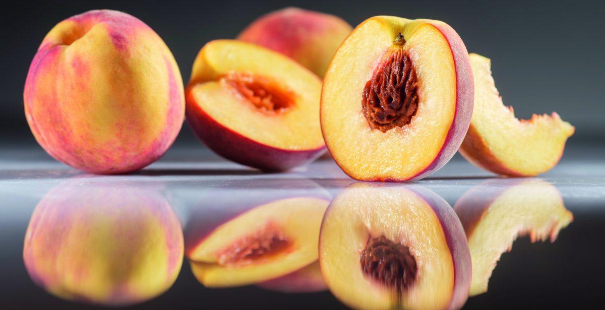 Pfirsiche - Der Duft des Sommers