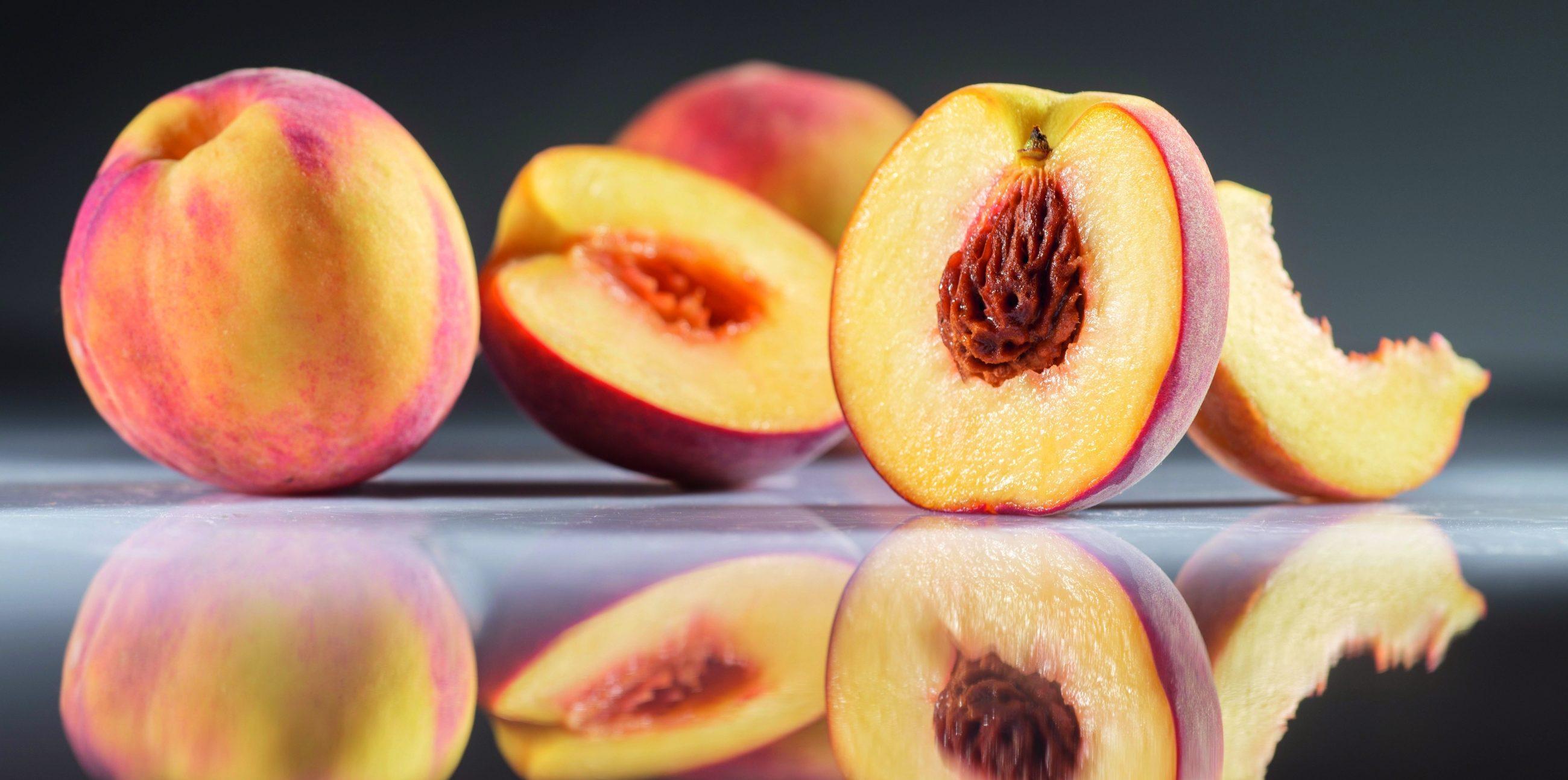 Pfirsich - Duft des Sommers1