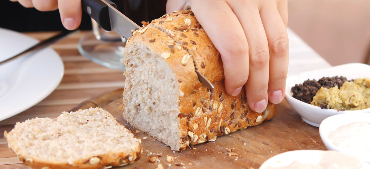 Auf's Brot