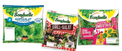Salat von Bonduelle