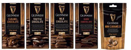 Guinness Schokolade