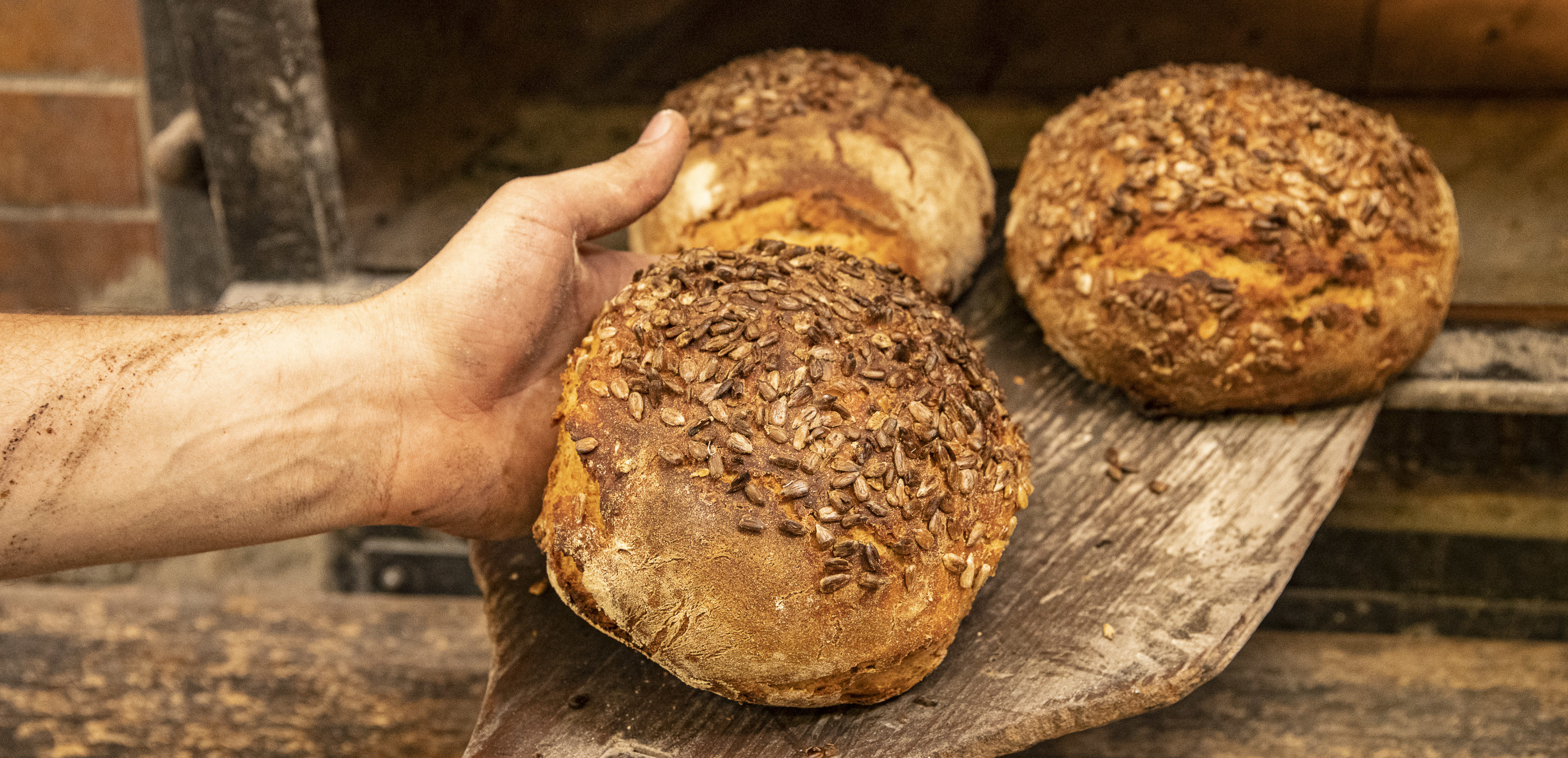 Der Holzofenbäcker