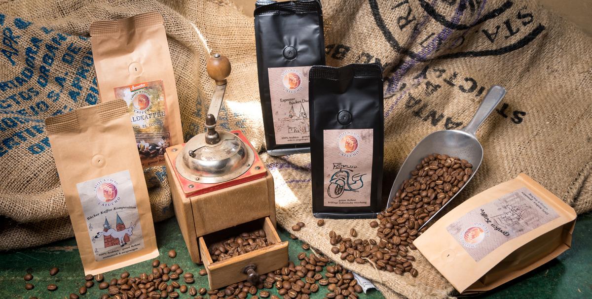 Catucho Kaffee