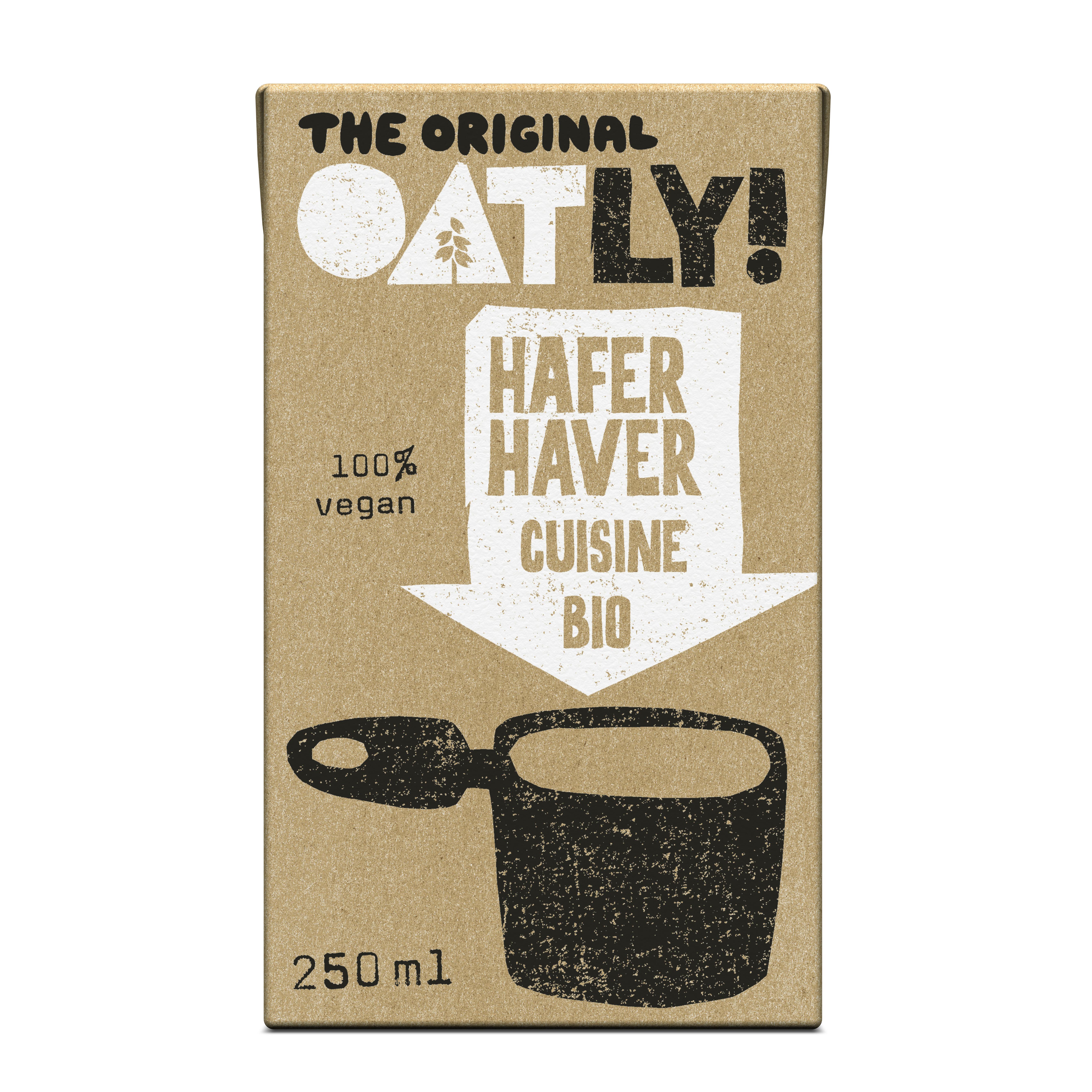 Oatly Hafer Cuisine