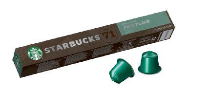 Starbucks Kaffeekapseln