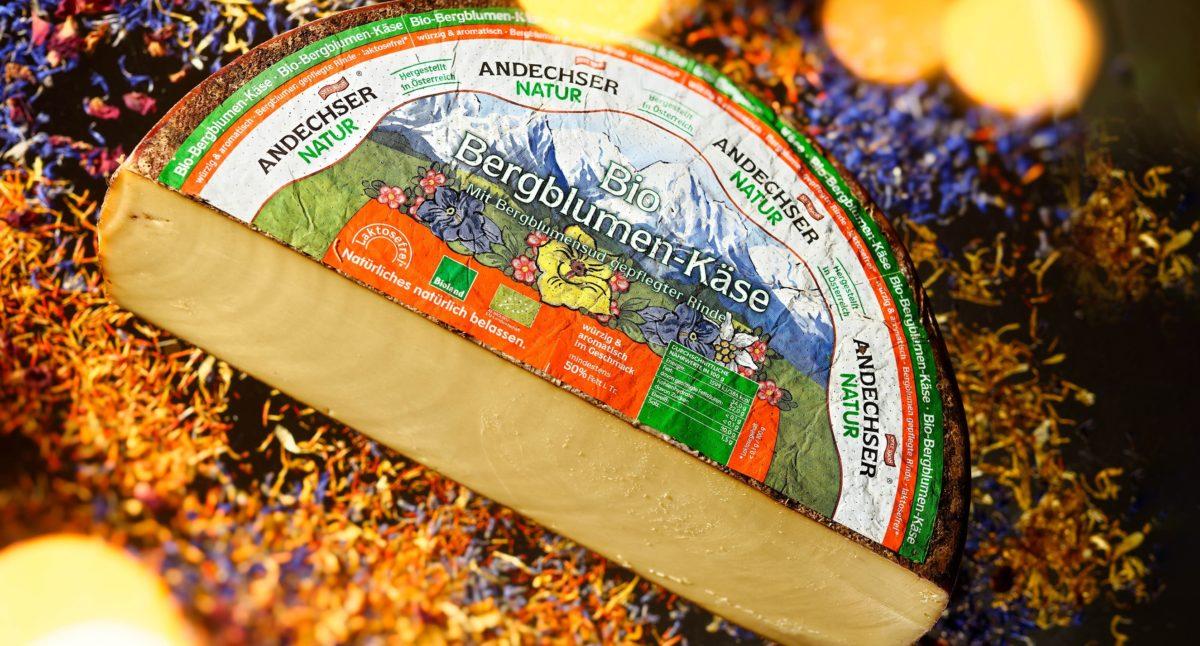Andechser Natur Bio-Bergblumenkäse