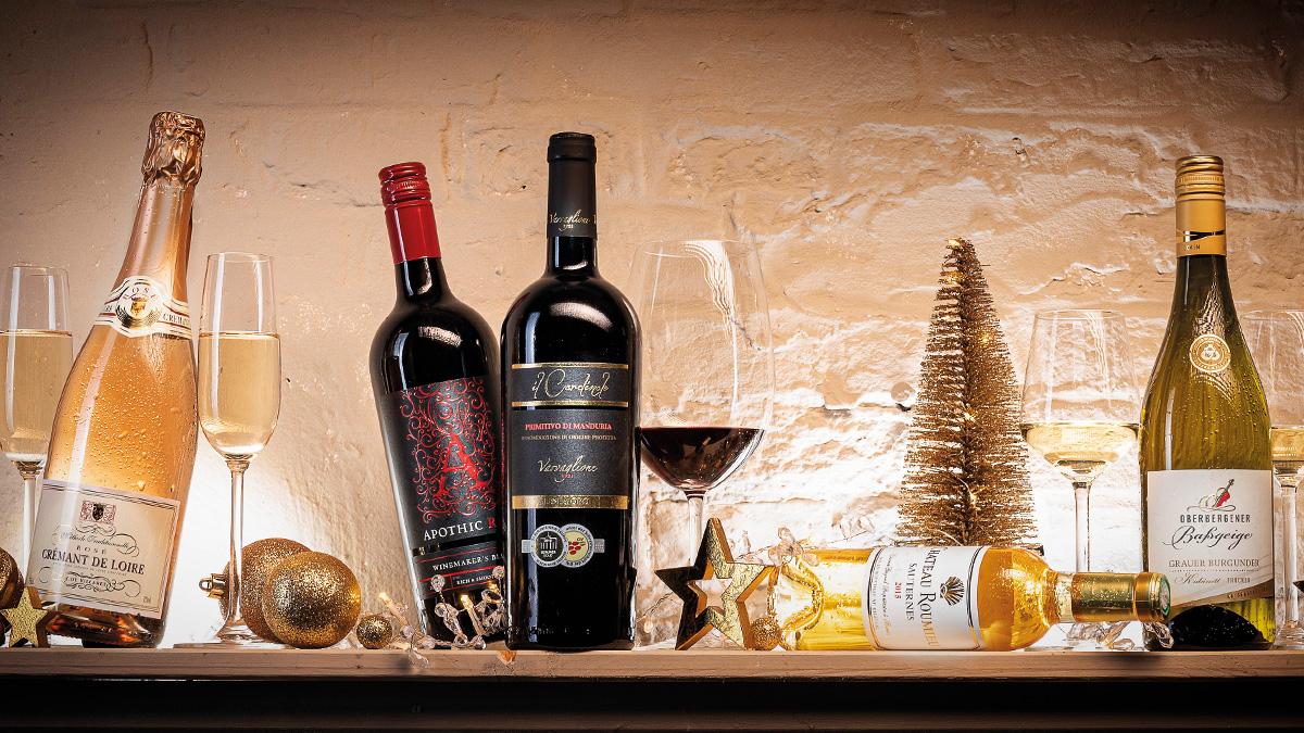 Weintipps für die Feiertage