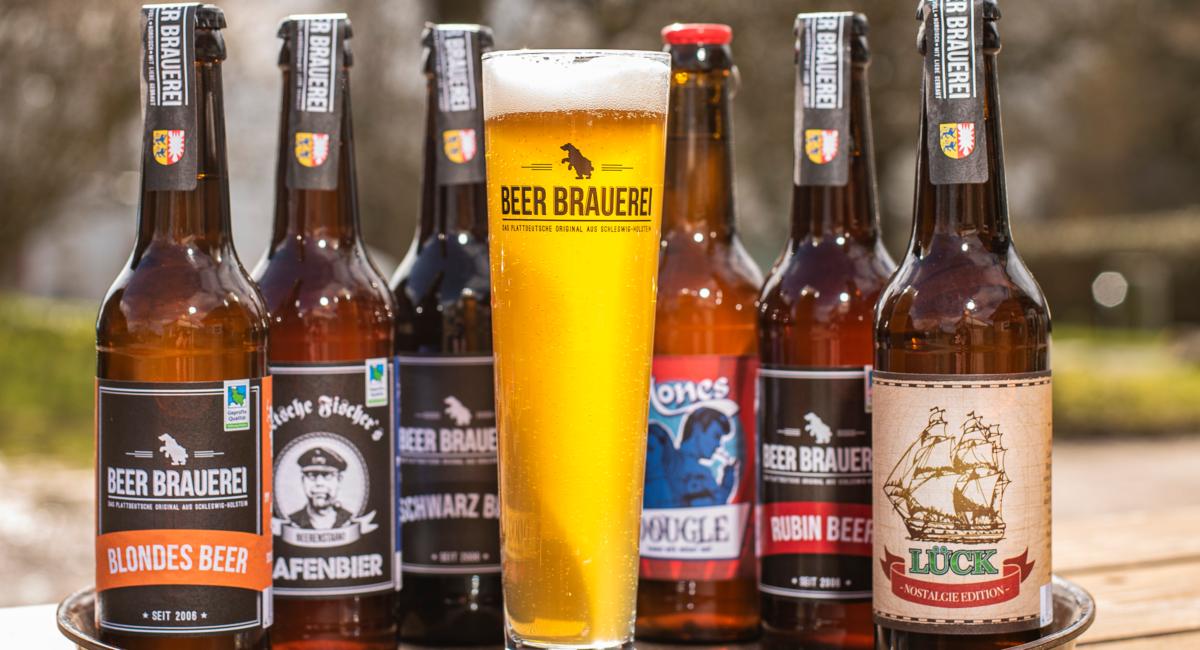 Header Beer Brauerei